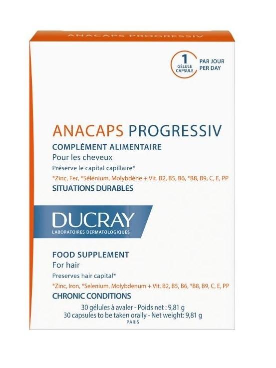 Anacaps Progressiv pentru par