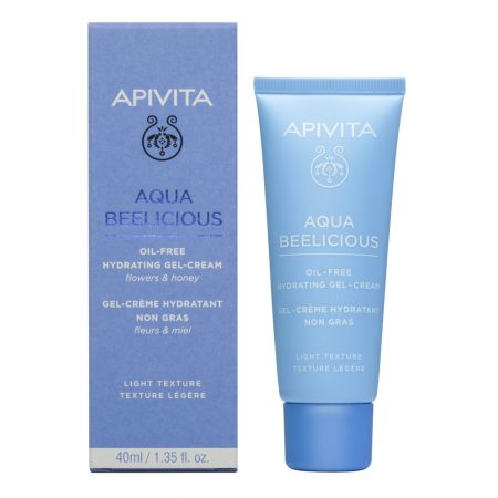 Apivita Aquabeelicious Gel Crema Hidratanta Light 40ml