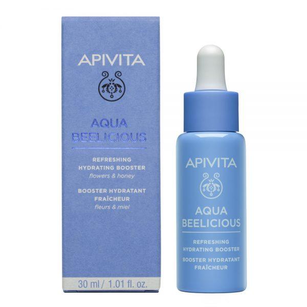 Apivita Aquabeelicious Ser Hidratare Booster 30ml