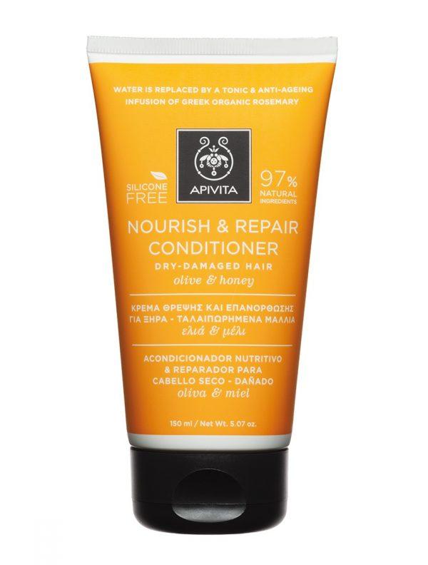 Apivita Hair Balsam reparator 150ml