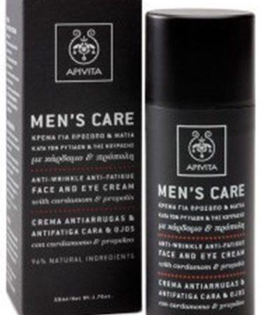 Apivita Men Crema anti-rid 50ml