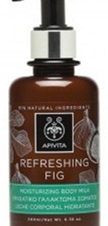 Apivita Refresh Fig Lapte corp 200ml
