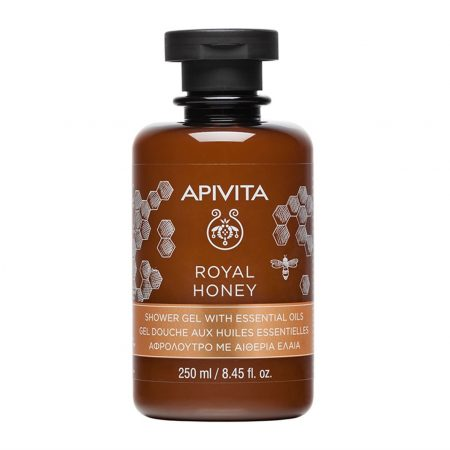Apivita Royal Honey Gel De Dus 250ml