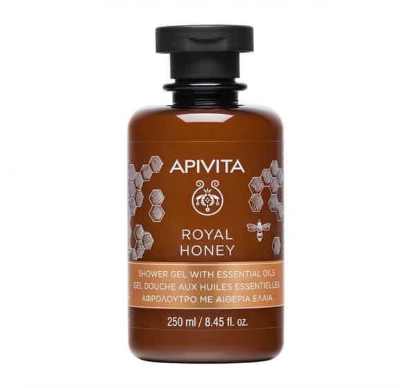 Apivita Royal Honey Gel De Dus 250ml