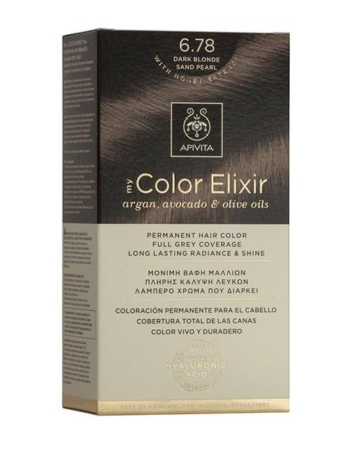 Apivita Vopsea My Color Elixir N6.78
