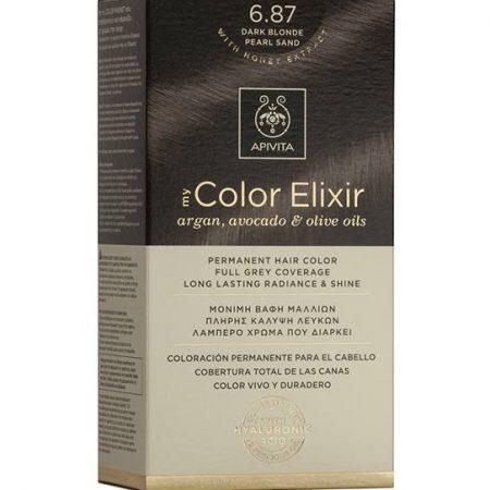 Apivita Vopsea My Color Elixir N6.87