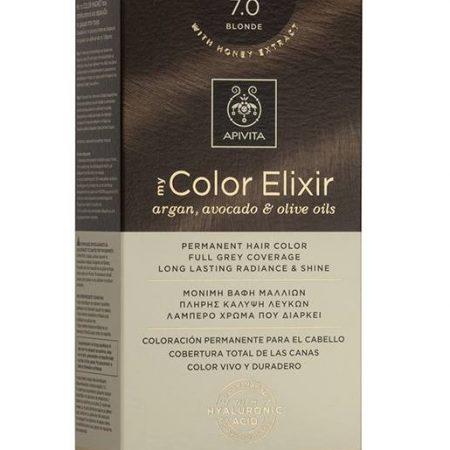 Apivita Vopsea My Color Elixir N7.0