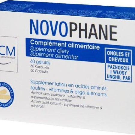 Capsule pentru par si unghii Novophane