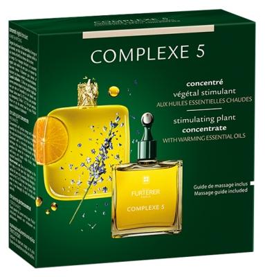 Concentrat stimulant din plante Complex 5