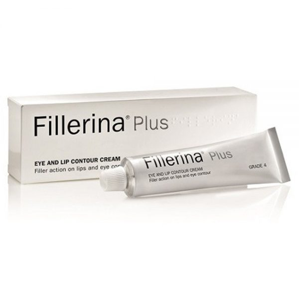 Crema contur ochi si buze Fillerina Plus