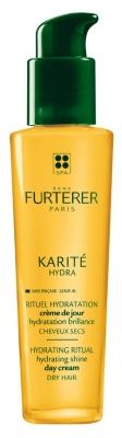 Crema hidratanta leave-in penru par uscat Karite Hydra