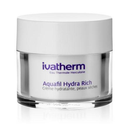 Crema hidratanta pentru piele uscata Aquafil Hydra Rich