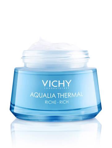 Crema hidratanta pentru ten uscat Aqualia Thermal