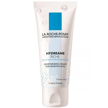 Crema hidratanta pentru ten uscat Hydreane Riche