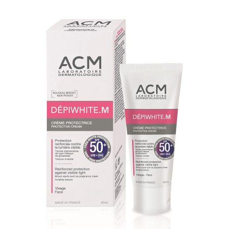 Crema protectoare SPF 50+ Depiwhite M