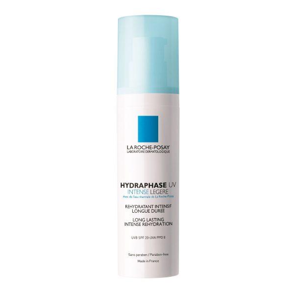 Crema rehidratanta SPF 20 Hydraphase UV Intense Legere