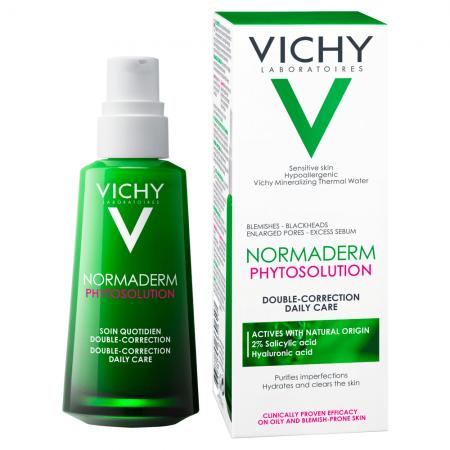 Crema ten gras cu tendinta acneica Normaderm Phytosolution