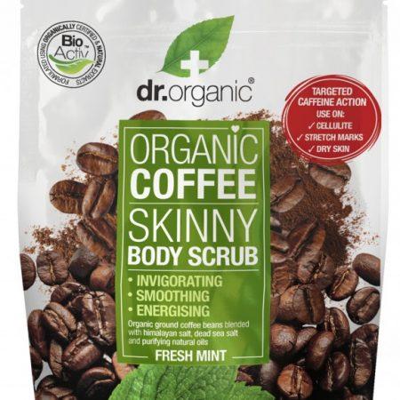 Dr Organic Coffee Mint Scrub Pentru Corp 200ml