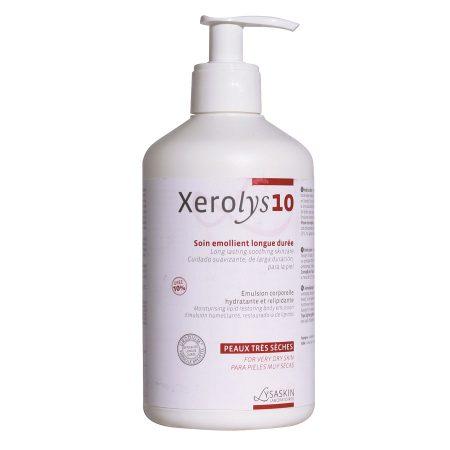 Emulsie pentru piele uscata Xerolys 10