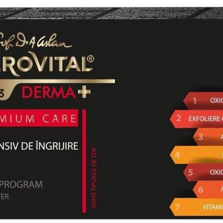 Kit program intensiv ingrijire antirid GH3 Derma+ Premium Care