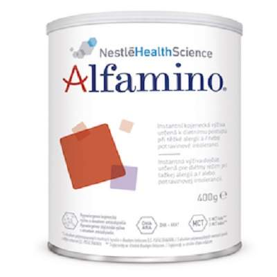 Lapte praf Alfamino
