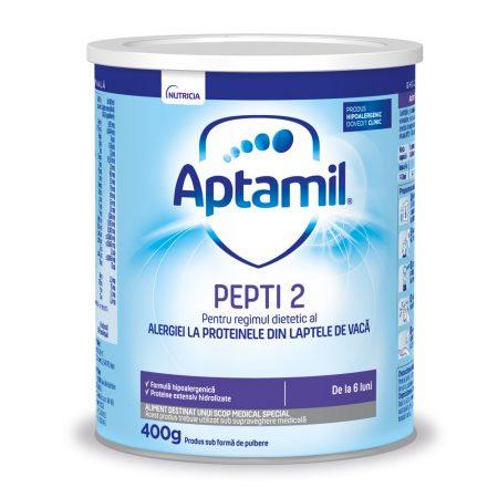 Lapte praf Aptamil Pepti 2
