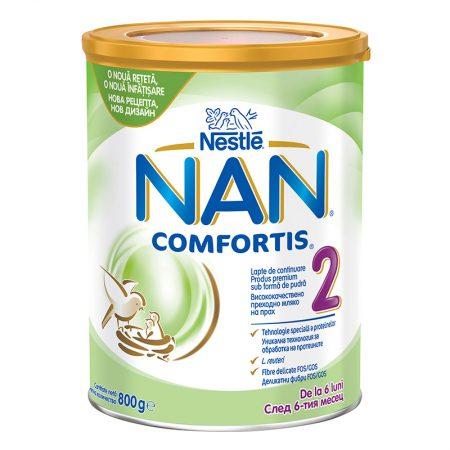 Lapte praf Nan 2 Comfortis