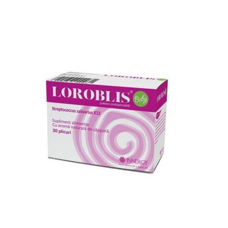 Loroblis Baby pulbere orodispersabila