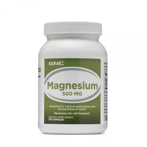 Magneziu 500 mg (136812)