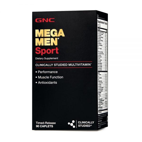 Mega Men Sport (201512)