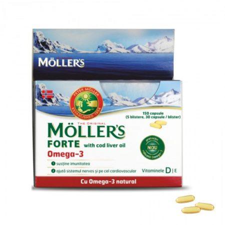 Moller's Omega 3 Forte