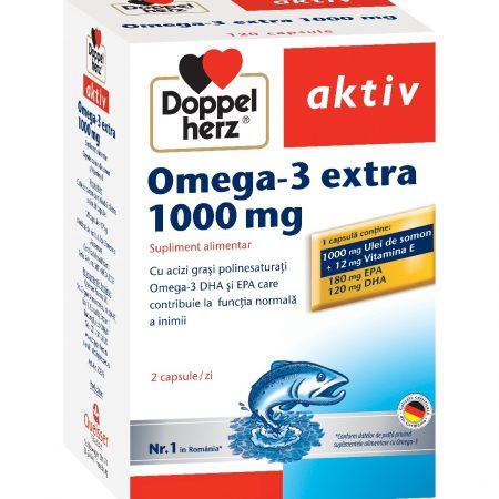 Omega 3 extra 1000 mg