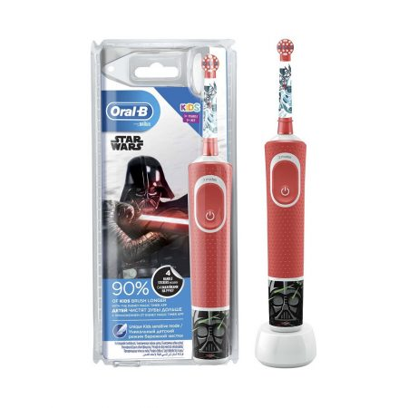 Periuta electrica pentru copii Braun Vitality D100 Star Wars