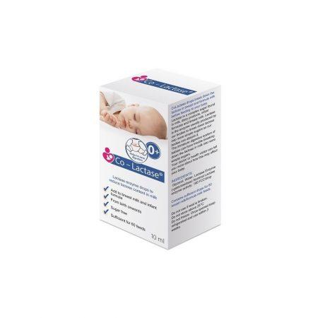 Picaturi pentru sugari Co-Lactase