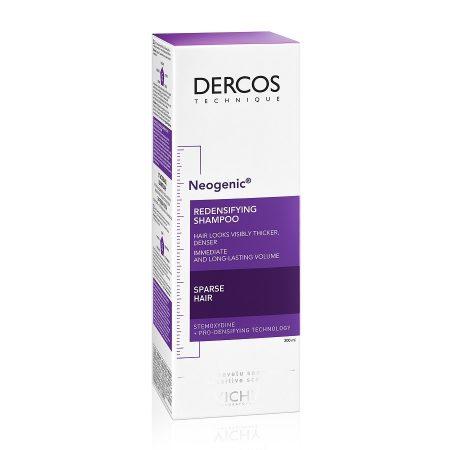 Sampon redensificator cu Stemoxidina Dercos Neogenic