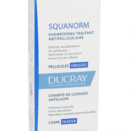 Sampon tratament anti-matreata grasa Squanorm