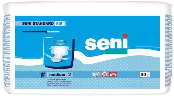 Scutece cu sistem inchis Standard Air