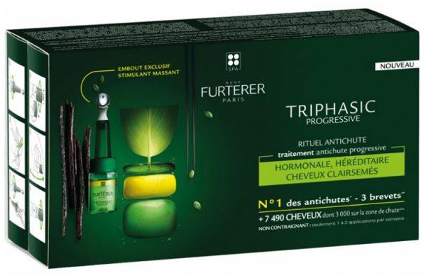 Ser Triphasic regenerator impotriva caderii parului