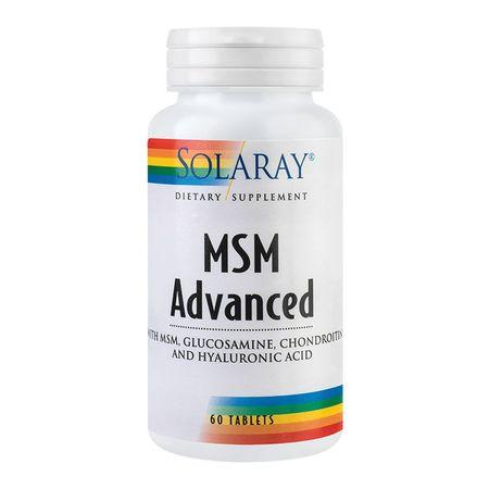 Solaray MSM Advanced