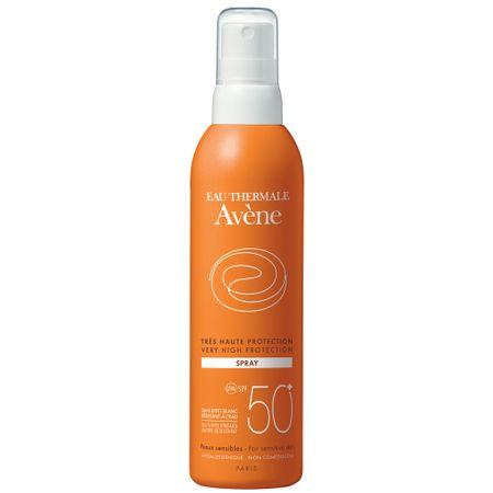 Spray protectie solara SPF 50+