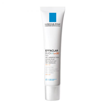 Tratament anti-imperfectiuni SPF 30 Effaclar Duo+