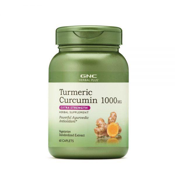 Turmeric Curcumin 1000 mg Herbal Plus (189704)