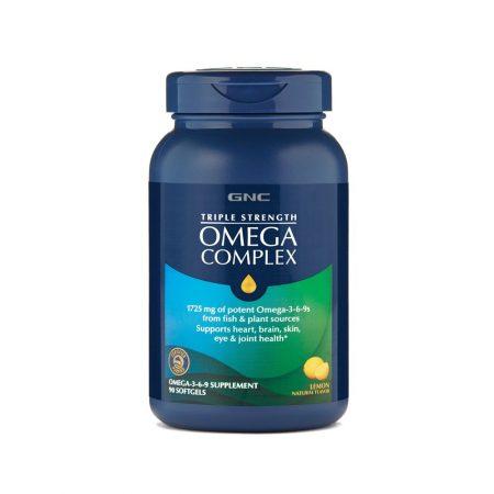 Ulei de peste Omega Complex Triple Strength (764721)
