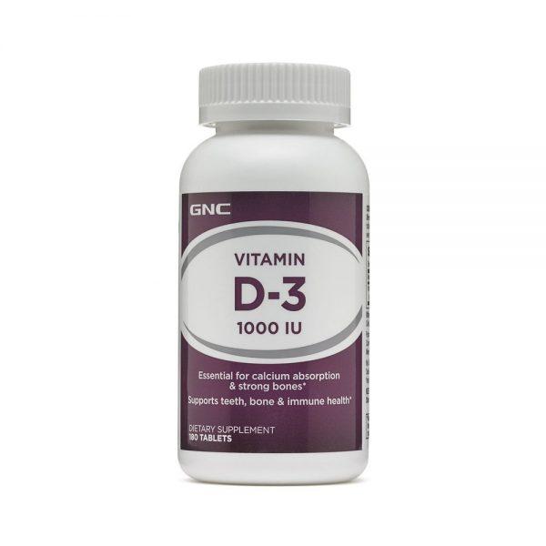 Vitamina D-3 1000 IU (144722)