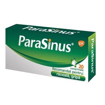 Parasinus, 20 comprimate, GSK