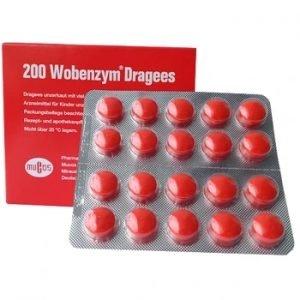 Wobenzym, 200 drajeuri, Mucos Pharma